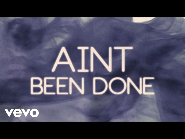 Jessie J - Ain't Been Done (Lyric Video)
