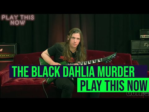 The Black Dahlia Murder - Play This Now