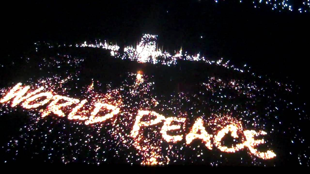 WORLD PEACE - MADONNA