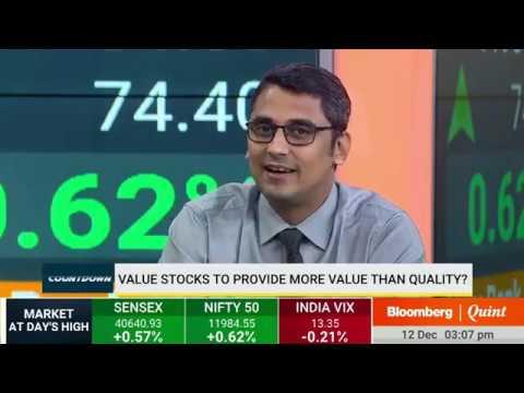 Mayuresh Joshi on Banking & Insurance Sector | Bloomberg Quint