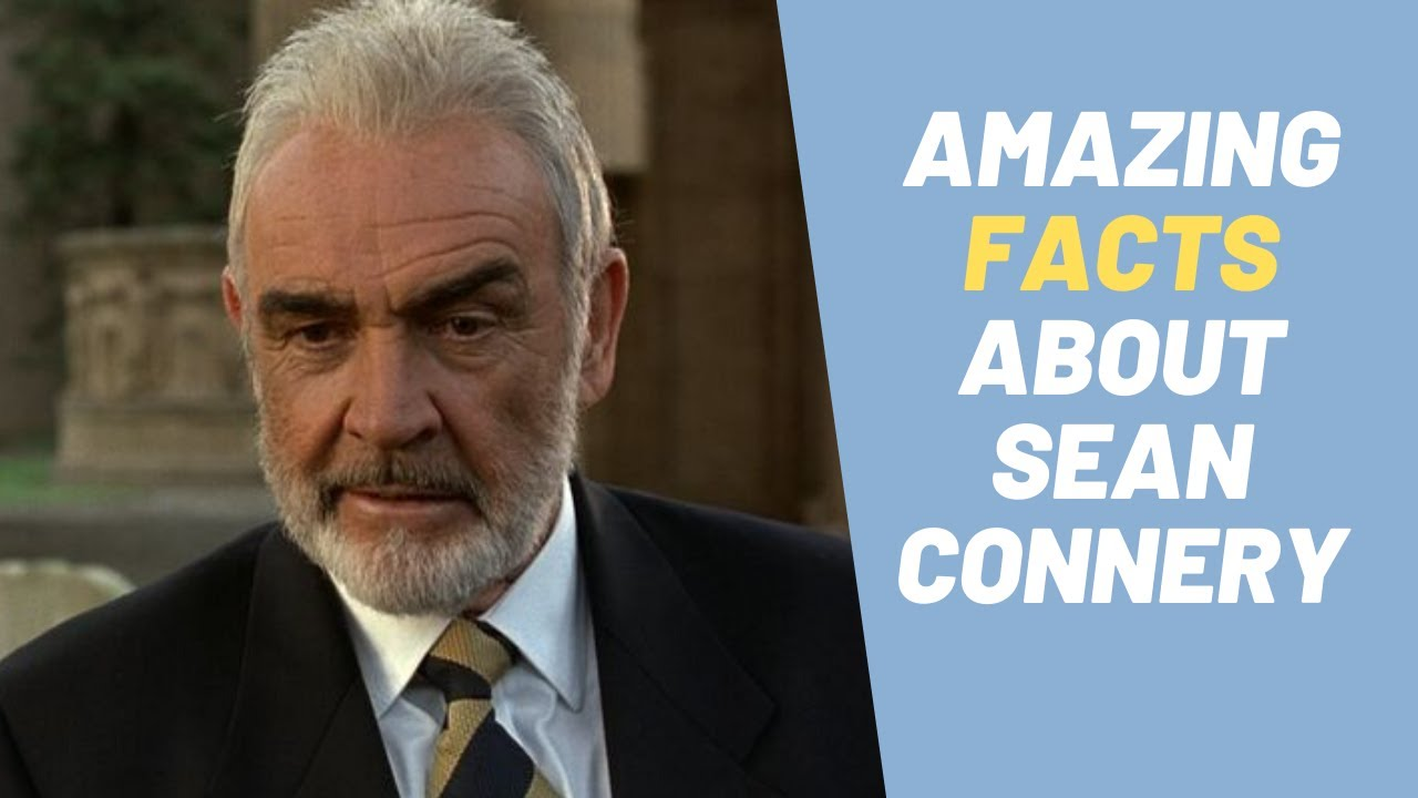 2 minute celebrity movie talk - Sean Connery - YouTube