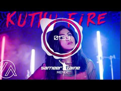 Kuthu Fire -  Ft Vidya Vox -  Sameer Zaine Remix