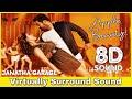 Apple Beauty | 8D Audio Song | Janatha Garage | Jr. NTR | Telugu 8D Songs