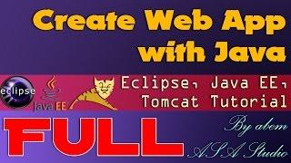 Plein de Vidéo, de Créer des Application Web avec Java, Eclipse for Java EE, et Apache Tomcat