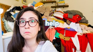 Getting Rid Of 50% Of My Clothes