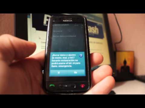 Nokia C6-01 - Resetear | Reestablecer | Hard Reset - Phone&Cash