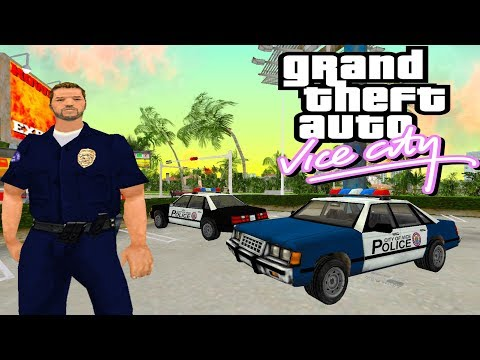 Новая GTA Vice City Police Stories! - Обзор мода