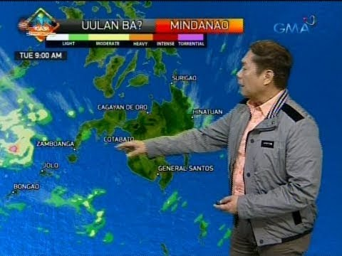 UB: Weather update as of 6:15 a.m. (November 28, 2017)