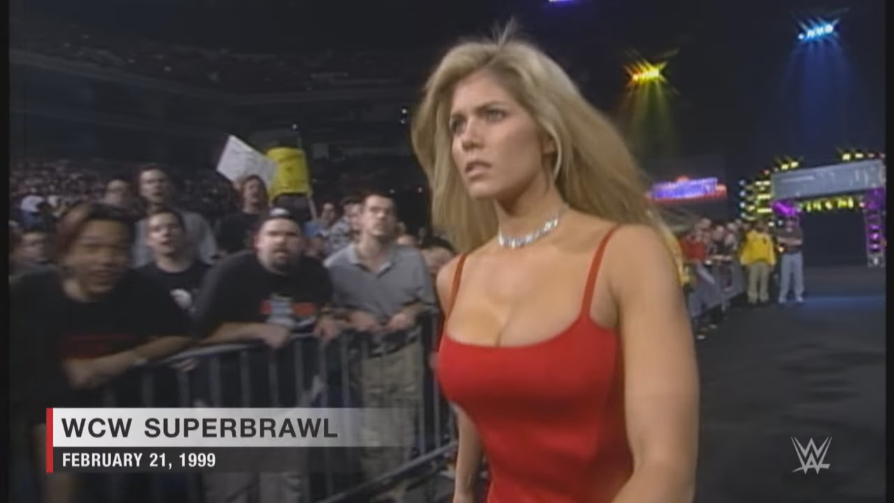 Torrie Wilsons Fluke Start In Wcw Where Are They Now Part 2 Youtube