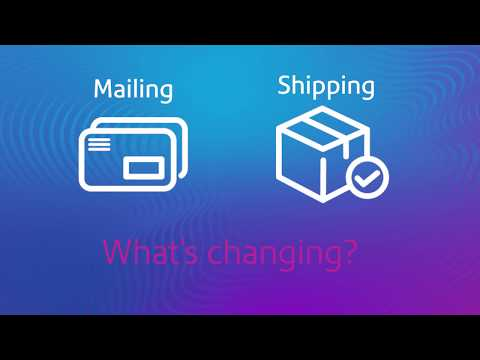 USPS Rate Change Highlights – January 2018