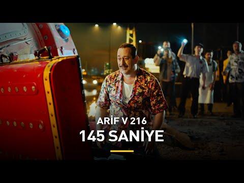 'Arif v 216' ekibi senaryo çalıştı ile ilgili görsel sonucu