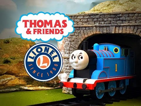 Lionel Thomas: Thomas & Friends Ready-to-Play Review