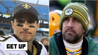 49ers, Packers or Saints: Which is the NFC team to beat in the NFL playoffs? | Get Up