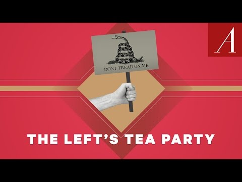 Is the Anti-Trump Resistance Another Tea Party?