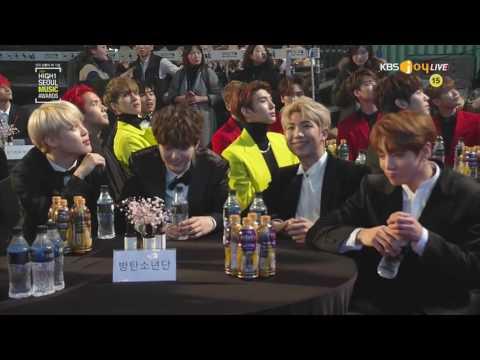 BTS AT SEOUL MUSIC AWARD 2017