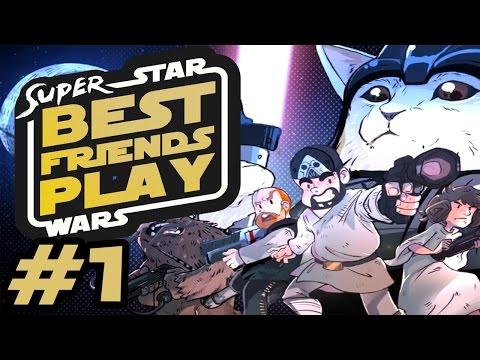 Star Wars Week: Episode 1 - The Rising Super Death Star