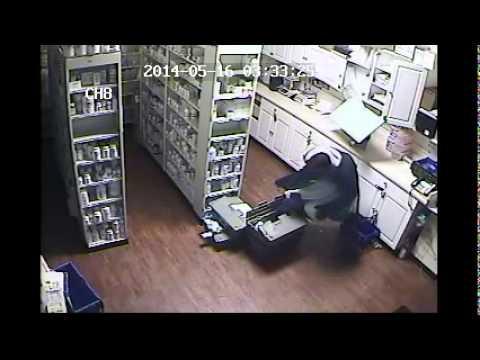 Duval Pharmacy Burglary