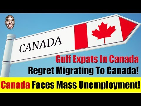 Gulf Expats In Canada Regret Migrating As Canada Economy Faces Unemployment Challenges