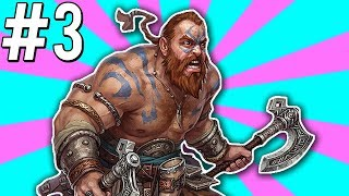 NADRABIAM STRATY! - Barbarian Onslaught The Secret of Steel #3