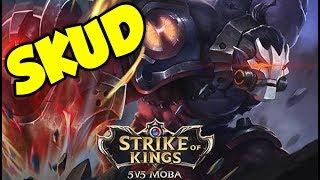 YENİ HERO SKUD İLE FULL DAMAGE CHALLENGE! Strike of Kings
