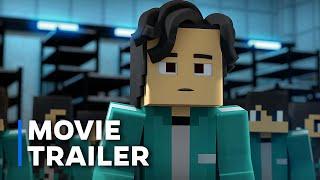 Squid Game   Minecraft Animation Movie   Trailer screenshot 5