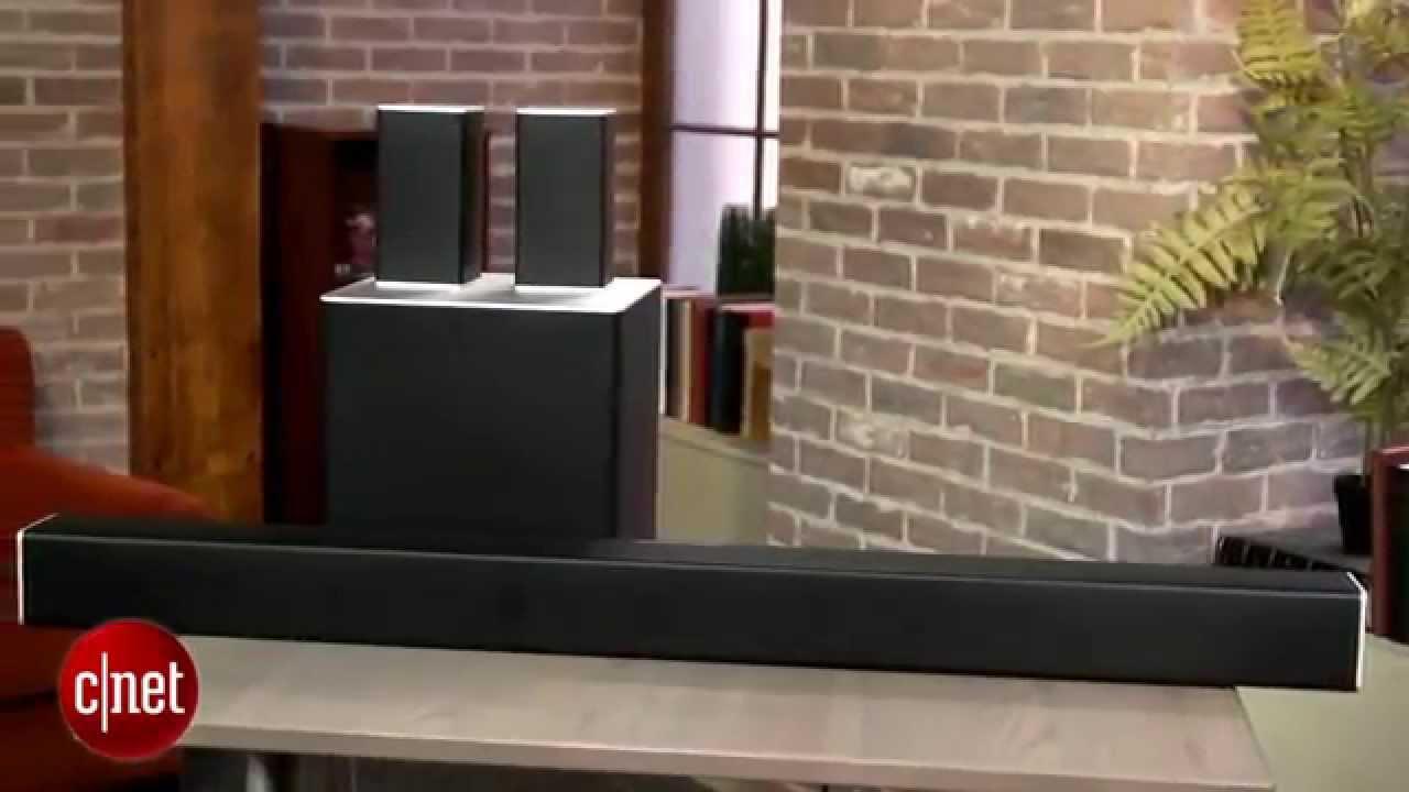 Vizio 40 5 1 Sound Bar System Sb4051 Youtube