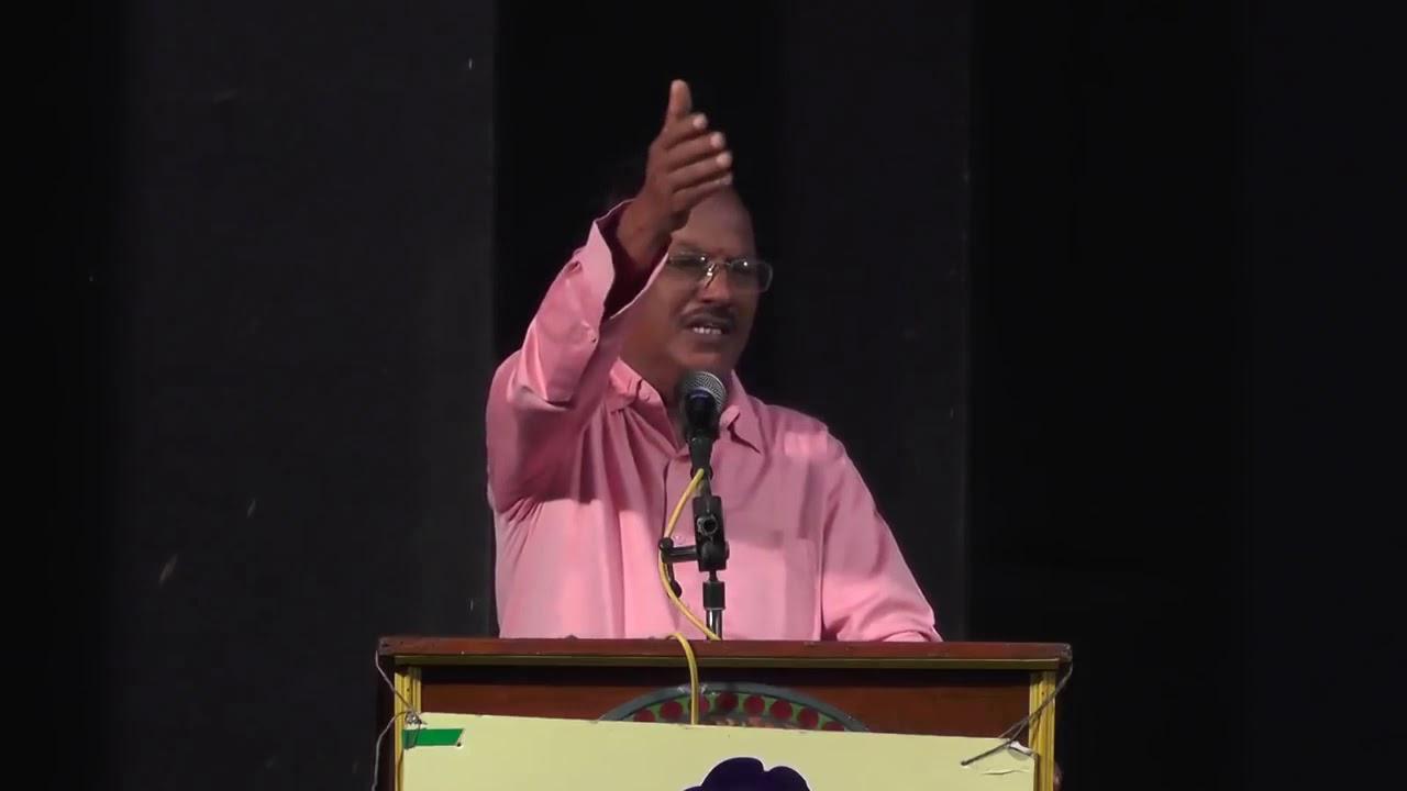 Comedy l Speech l Pulavar Ramalingam l HumourClub International TriplicanceChapter l 2016 l PART 03