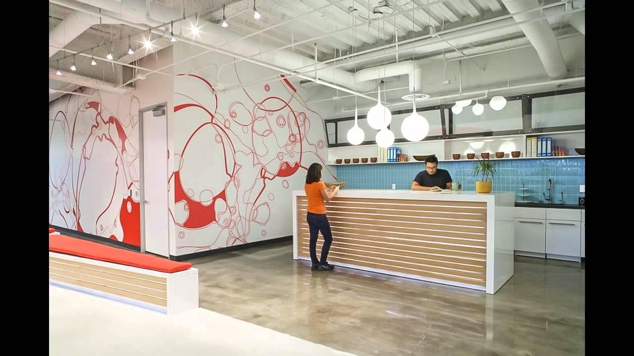 Dreamhost office design