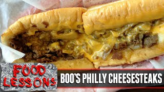 The Most Authentic Philly Cheesesteak in LA