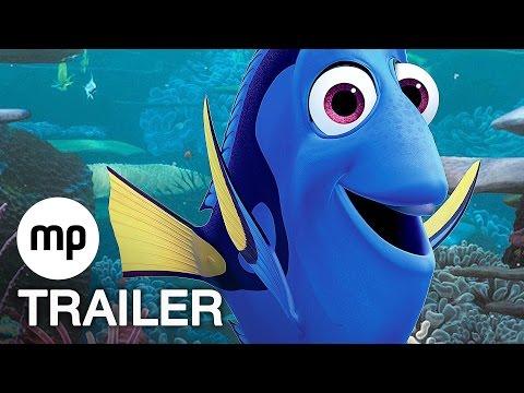 FINDING DORY Teaser Trailer (2016) Finding Nemo Sequel