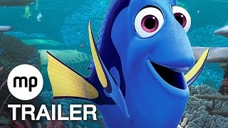 FINDING DORY Teaser Trailer (2016) Finding Nemo Sequel