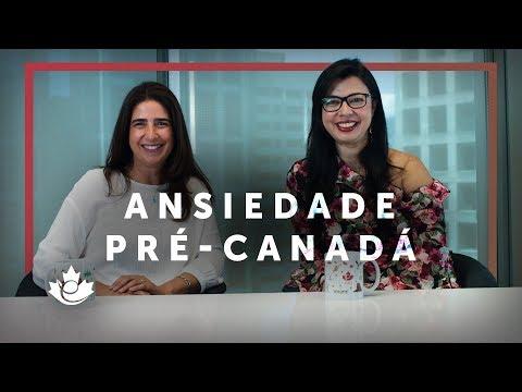 Lidando com as decisões e ansiedade pré-canadá