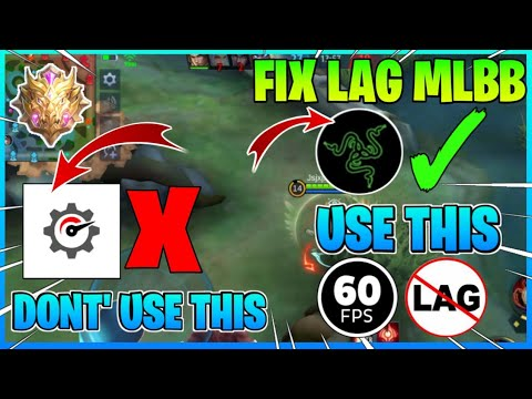 LATEST HOW TO FIX LAG AND FPS DROP 2020 IN MOBILE LEGENDS