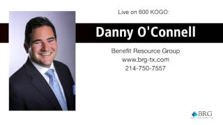 Health Insurance Expert Danny O'Connell live on 600 KOGO