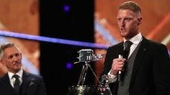 Ben Stokes wins Sports Personality 2019 - BBC Sport