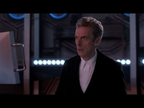 They're in the walls... - Flatline: Preview - Doctor Who: Series 8 Episode 9 (2014) - BBC One