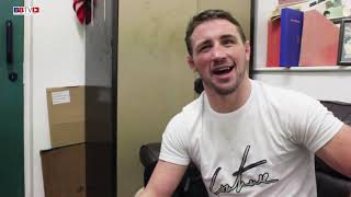 MMA STAR BRENDAN LOUGHNANE: TALKS BOXING V MMA, UFC SITUATION, NEW CONTRACT AND MORE...
