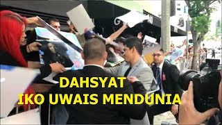 Video Iko Uwais Mendunia Fans Bule Rebutan Tanda Tangan download MP3, 3GP, MP4, WEBM, AVI, FLV September 2019