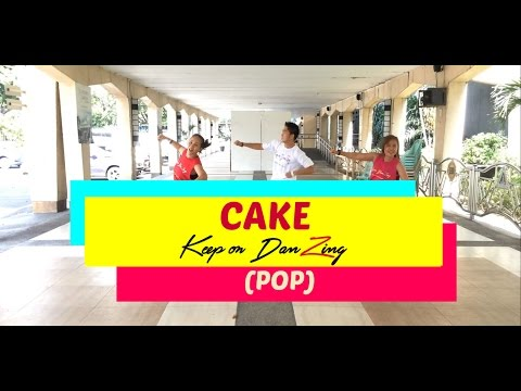 CAKE BY FLORIDA & 99 PERCENT |POP|DANCE FITNESS|KEEP ON DANZING