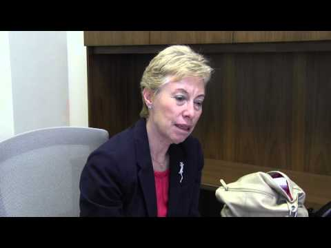 Learning to Lead - Stretching, Eileen Mercier Chair Ontario Teachers Pension Plan
