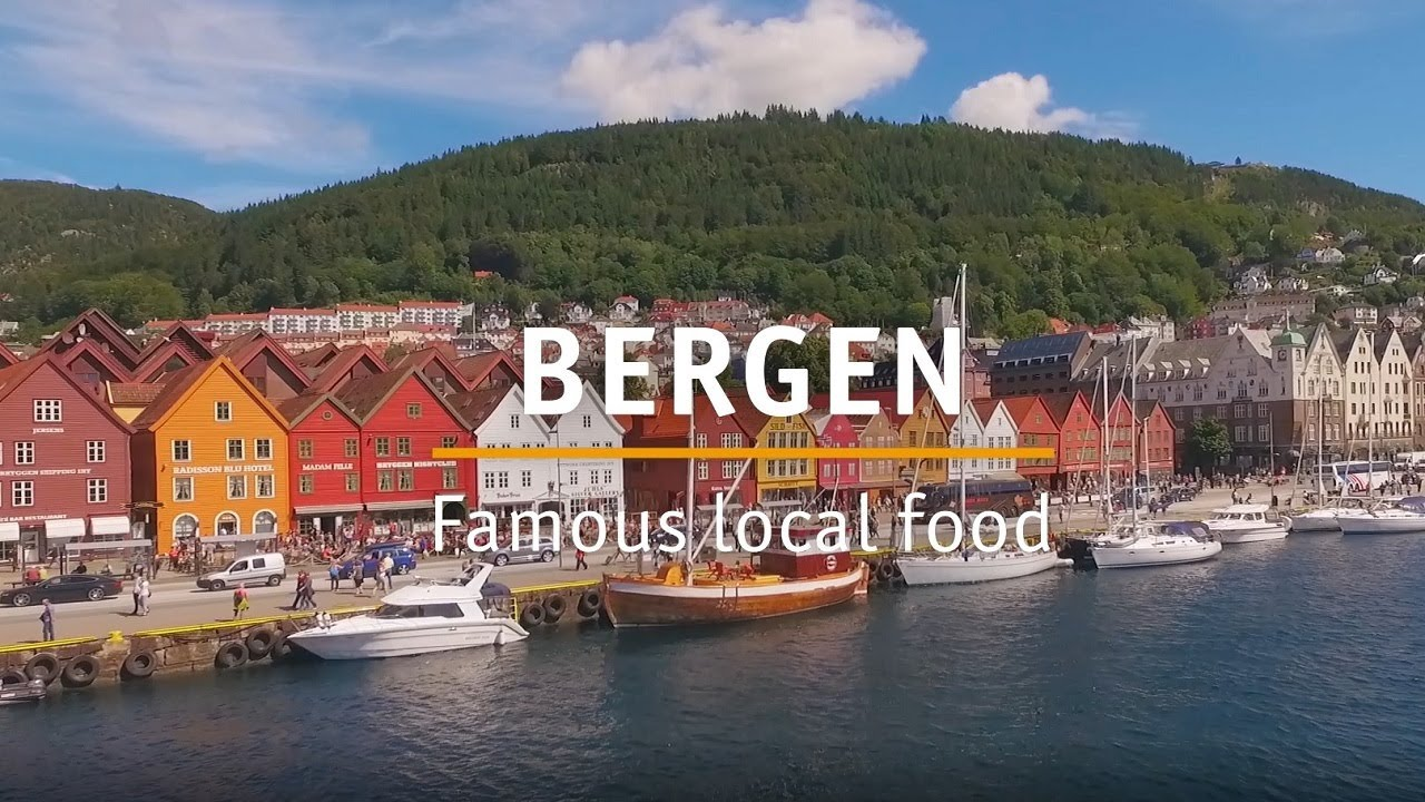 Thumbnail: Bergen - taste the famous local food