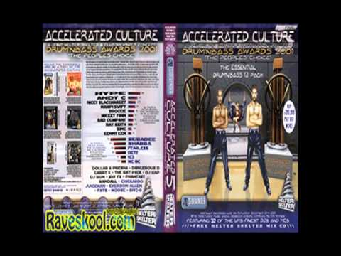 Mampi Swift Helter Skelter Accelerated Culture 5 DnB Awards (2001)