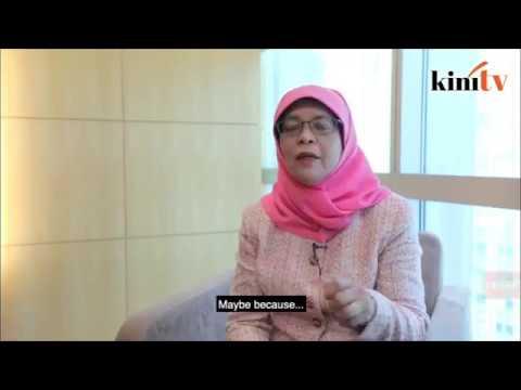 Singapore to get first woman president, Halimah Yacob