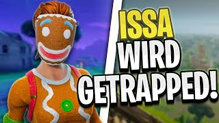 ISSA gets trapped after Kamo revived him! | Fortnite Highlights English