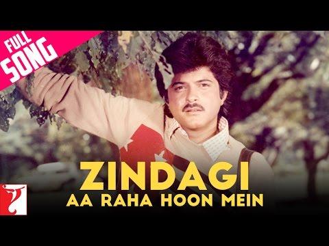 Zindagi Aa Raha Hoon Mein - Full Song | Mashaal | Anil Kapoor | Kishore Kumar