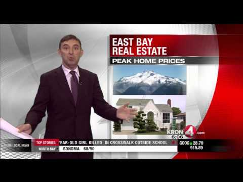 East Bay Home Prices are Soaring