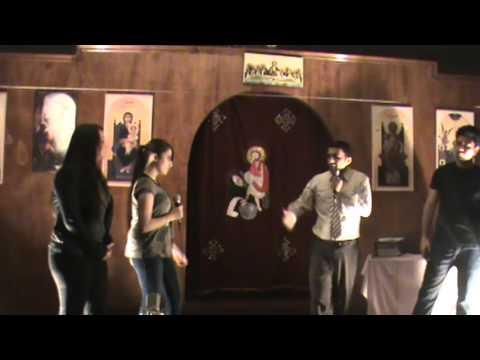 مسرحية كنيسة الانبا بيشوي بناشفل