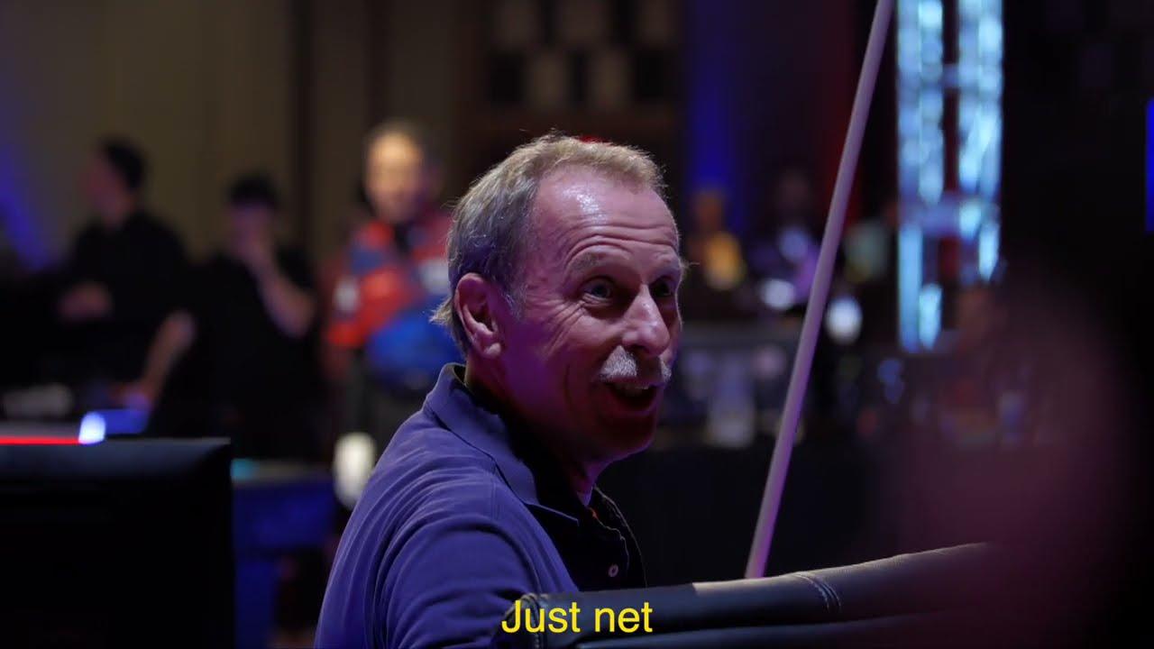 😂 Earl Cam | 2021 US Open Pool Championship