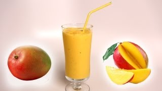 Mango Smoothie Recipe - Laura Vitale - Laura In The Kitchen Episode 402