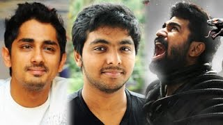 Siddarth & GV to act in a Film & Pichaikaran's Hindi Remake